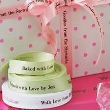 personalized satin ribbon personalized ribbon custom printed ribbons manufactured by namemaker
