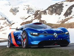 Photos Of Renault Alpine A110 50 Concept 2012 2048x1536