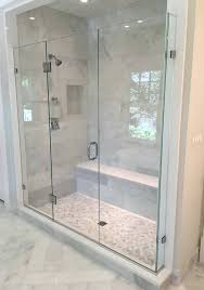 Cost Of Frameless Glass Shower Doors Frameless Glass Shower Doors Wizbabies Club