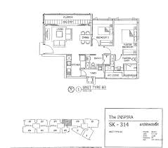 the inspira floor plan property fishing