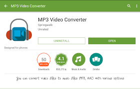 Mp3 Converter Convert To Audio On Android With Mp3 Converter