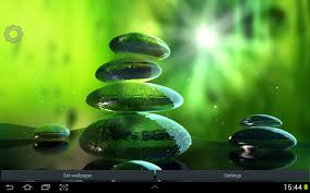 green zen live wallpaper android apps on google play