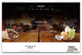 top 20 html5 restaurant website templates 2017 colorlib