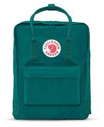 green or blue kanken is our well loved classic backpack fjällräven fjallraven
