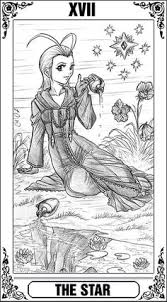 kh tarot death by autumn sacura kingdom heart pinterest