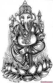 elephant head lord ganesha tattoo design tattoo viewer com
