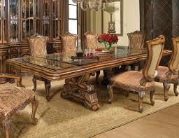 large formal dining room tables von furniture versailles large formal dining room set in white