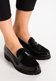 gabor online women flats lace ups gabor slip ons schwarz gabor trudy black