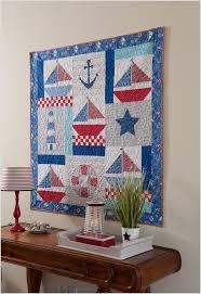 decorate your walls in nautical style