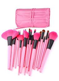24 piece makeup brush set mac makeup brushes professional 24