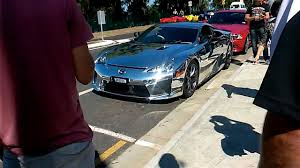 lexus cars gold coast chrome lexus lfa acceleration youtube