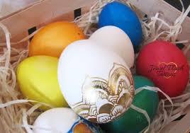 metallic easter eggs gold easter eggs metallic tattoos egg decorating ideas