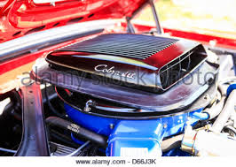 ford mustang cobra jet engine a ford cobra jet engine stock photo royalty free image 130215598