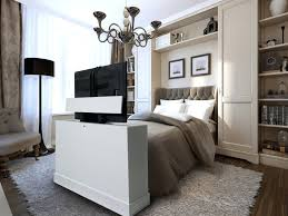 contemporary tv ceiling mount with holder for dvd player floor