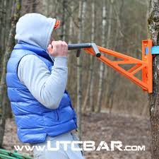 utc bar indoor outdoor portable pull up chin up and dip