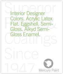 mercury paint coatings