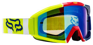 fox motocross goggles fox racing main falcon goggles cycle gear