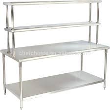 Stainless Steel Kitchen Work Table Island Stainless Steel Kitchen Work Table Island U2013 Pixelkitchen Co