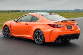 2016 lexus rc f review 2016 lexus rc f pricing for sale edmunds