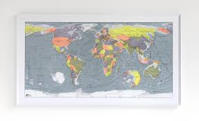 Future Map Of The World by The Future Mapping Company Projecting The World Part 2