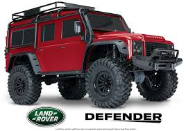 land rover 110 new traxxas trx4 land rover defender 110 1 10 trail crawler