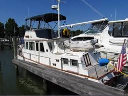 2002 grand banks 42 classic power boat for sale www yachtworld com