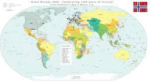 Norway World Map by Vikings Win In 1066 Great Norway Is Established Alternate