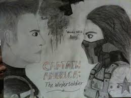 Hols by Steve And Bucky By Hols Stack On Deviantart