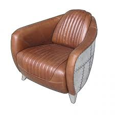 Vintage Leather Club Chair Distressed Leather Club Chair Amiko A3 Home Solutions 3 Oct 17