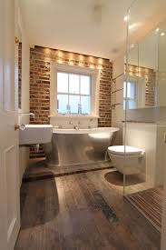 best 25 brick bathroom ideas on pinterest better bathrooms