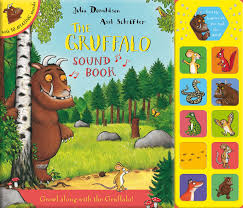 the gruffalo sound book amazon co uk julia donaldson axel