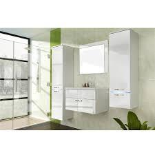 badezimmer doppelwaschbecken waschtisch mit zwei armaturen und unterschrank waschbecken