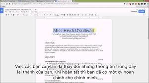 google docs templates resume writing cv with google docs youtube writing cv with google docs