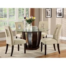 coastal dining room sets cheap under 100 oval brown polished teak