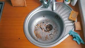 Kitchen Sink Garbage Disposal Clogged by Kitchen Sink Clogged