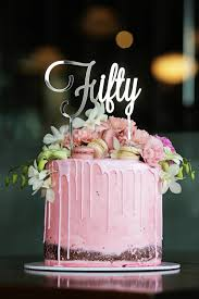 flour and bell bakery cake styling you nikki parkinson 50th