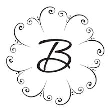 monogram letter b unique monogrammed splash st customsts