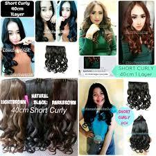 hair clip rambut asli jual hair clip rambut asli 0857 456 100 55 kota surabaya