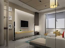 White Bedroom Tv Unit Interior Fresh Modern White Bedroom With Glass Wall And Modern