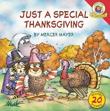 critter just a special thanksgiving mercer mayer paperback