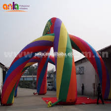 Halloween Inflatable Arch by Inflatable Rainbow Arch Inflatable Rainbow Arch Suppliers And