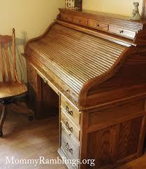 old desks for sale craigslist mint roll top desk that i bought for a song on craigslist mommy