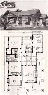 craftsman bungalow floor plans breathtaking craftsman bungalow house plans 1930s images best