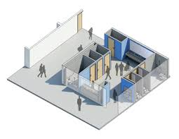 gallery of how to design restrooms for increased comfort