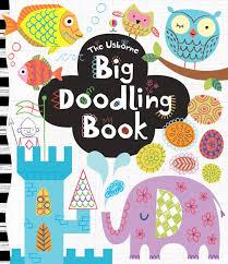big doodling book u201d usborne children u0027s books