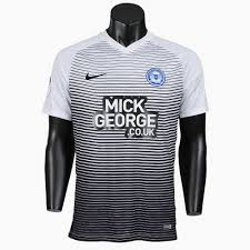 Home And Design Show Peterborough Peterborough United 17 18 Home U0026 Away Kits Released Footy Headlines