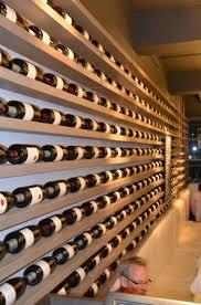 Wine Cellar Bistro - an impressive wine wall at bistro 1862 steenberg picture of