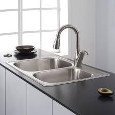 undermount double kitchen sink kitchen undermount double kitchen sink stainless steel farmhouse