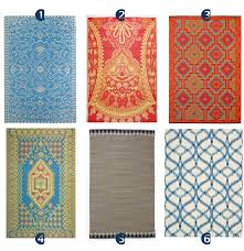Outdoor Rugs Cheap Outdoor Rug Roundup Excellence At Home