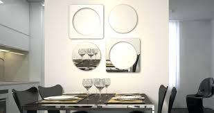 Circle Wall Mirrors Wall Mirror Round Mirror Wall Decals Multi Circle Wall Mirror